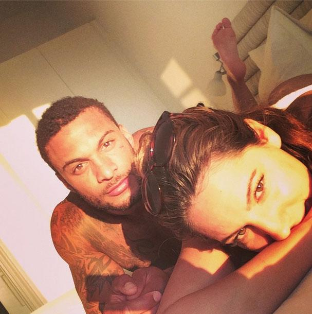kelly brook and david mcintosh relationship with god