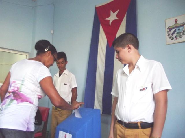 Vertientes y Guáimaro a buen paso en estas elecciones parciales