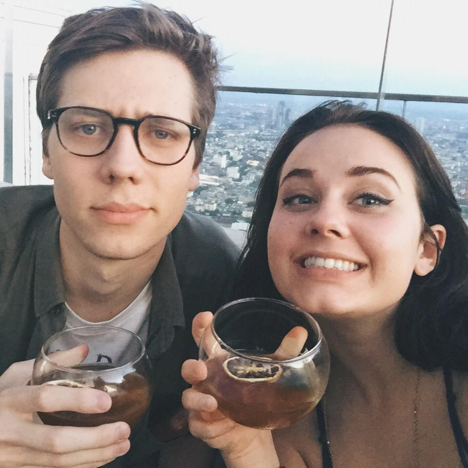 Will darbyshire dating arden rose