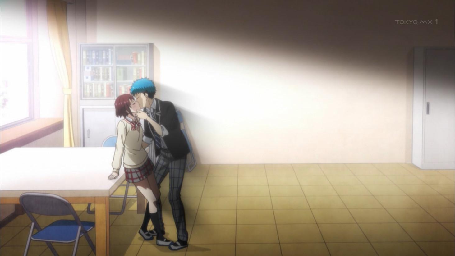 ちゅううううううううう #yamajo #yamajo_anime #やまじょ #tokyomx http://t.co/VE3mI3slxA