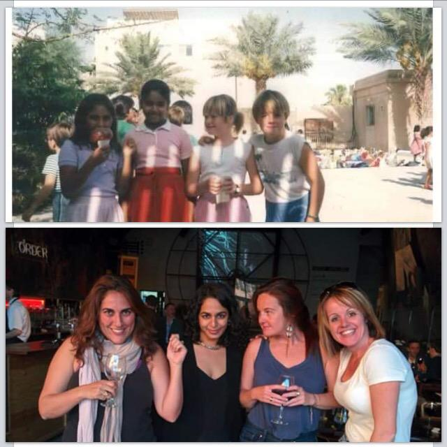 30 years on from Conti life at the old campus. #schoolreunion #contilife @BIS_Jeddah http://t.co/zJ9Z4NPVzO