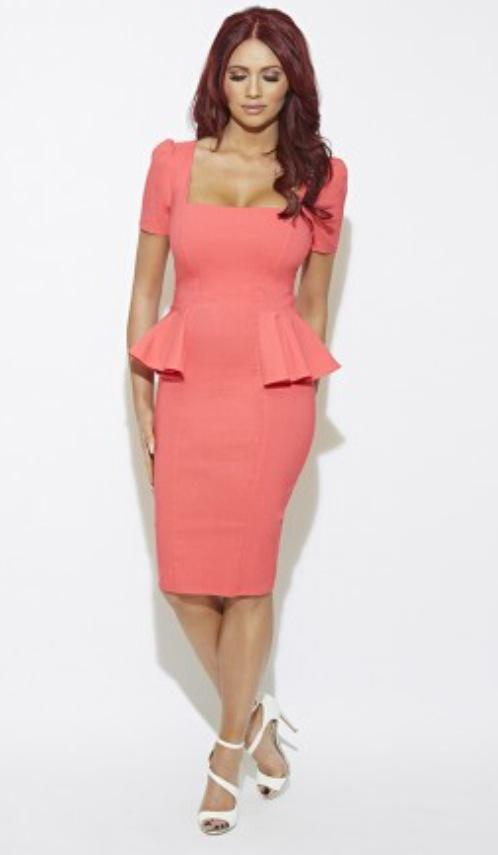 RT @AmyCCollection: Lights Camera ELEANOR! Brand new #coral colour now in! http://t.co/Lo7vFgOPEg #itcolour #springsummer #peplum http://t.…