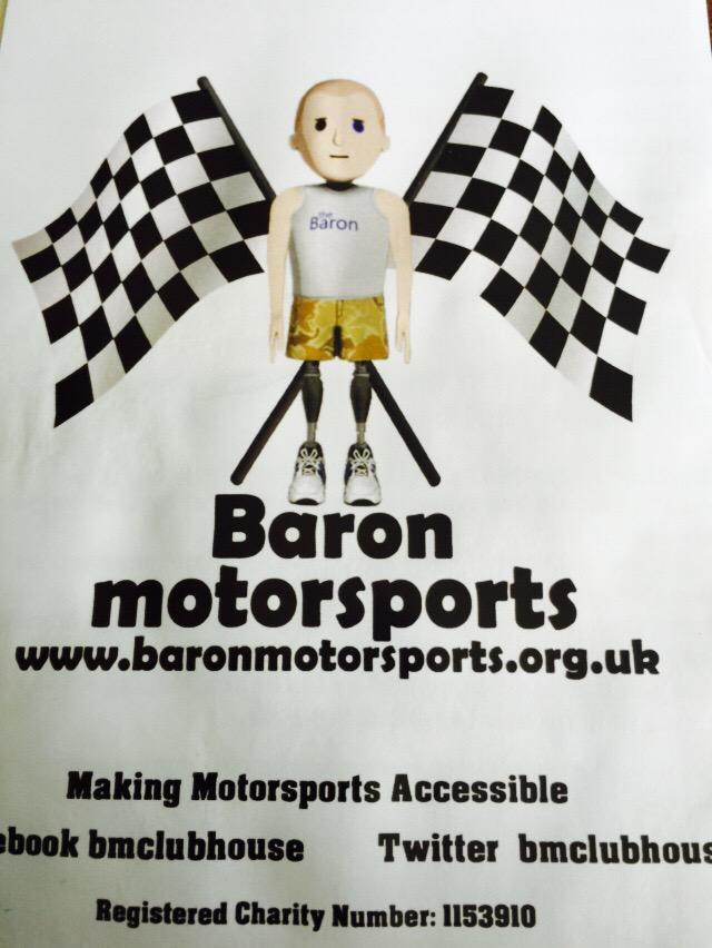 We launch in Scotland this coming Tuesday at knockhill http://t.co/IKVnhB6RXb