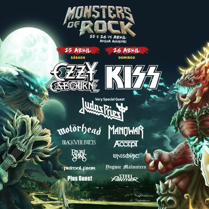 THIS SAT is the 1st of 4 Monsters of Rock festivals with @myMotorhead & @JudasPriest! Dates: https://t.co/ToYD7PWqlq http://t.co/82snPRx5GC