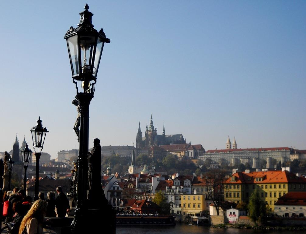 Enjoy yourself in #Prague,the ci