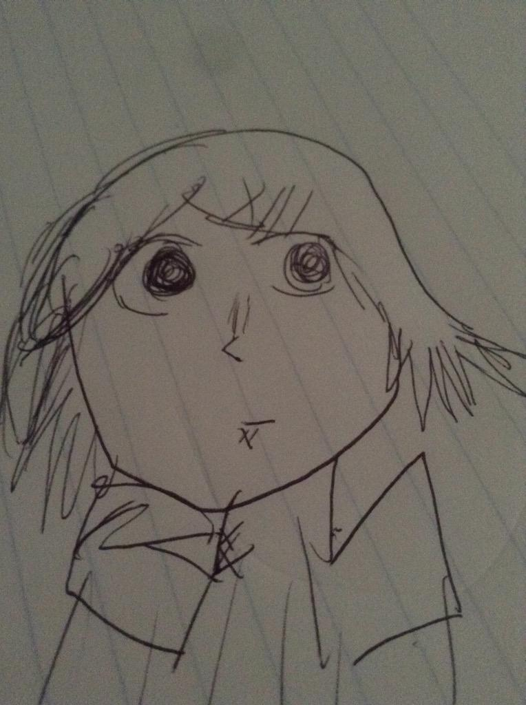 Bad Anime Drawings (@badanimedraw)
