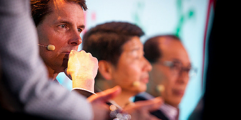 """#StanfordChildx speakers talk stem cell & gene therapy """"It's not just science fiction anymore"""" http://t.co/X2t7ugaZyl http://t.co/SUrzXsjO3z"""