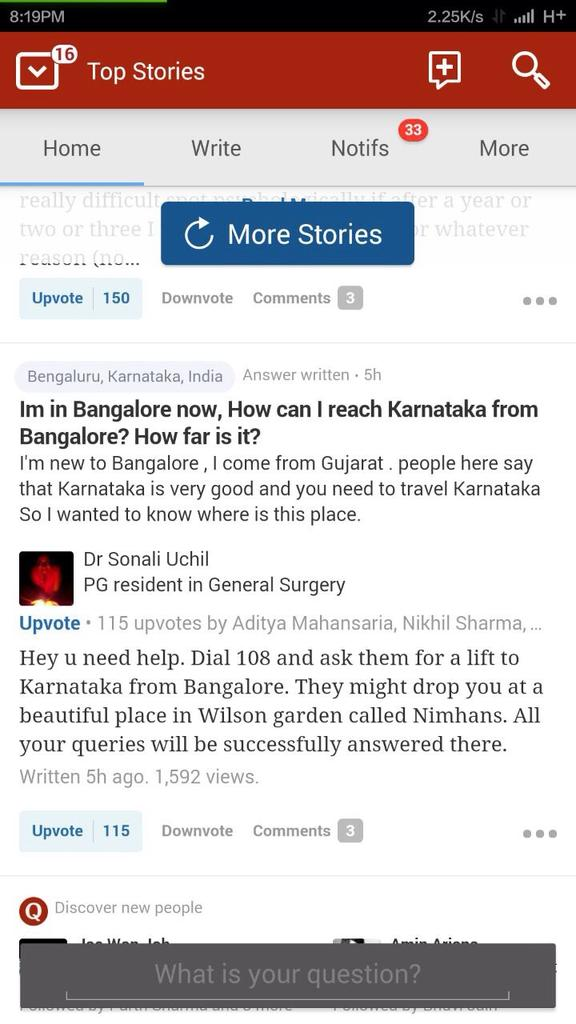 """""""I am in Bangalore now. How can I reach Karnataka from here?"""" http://t.co/HdxHx1CBvn"""