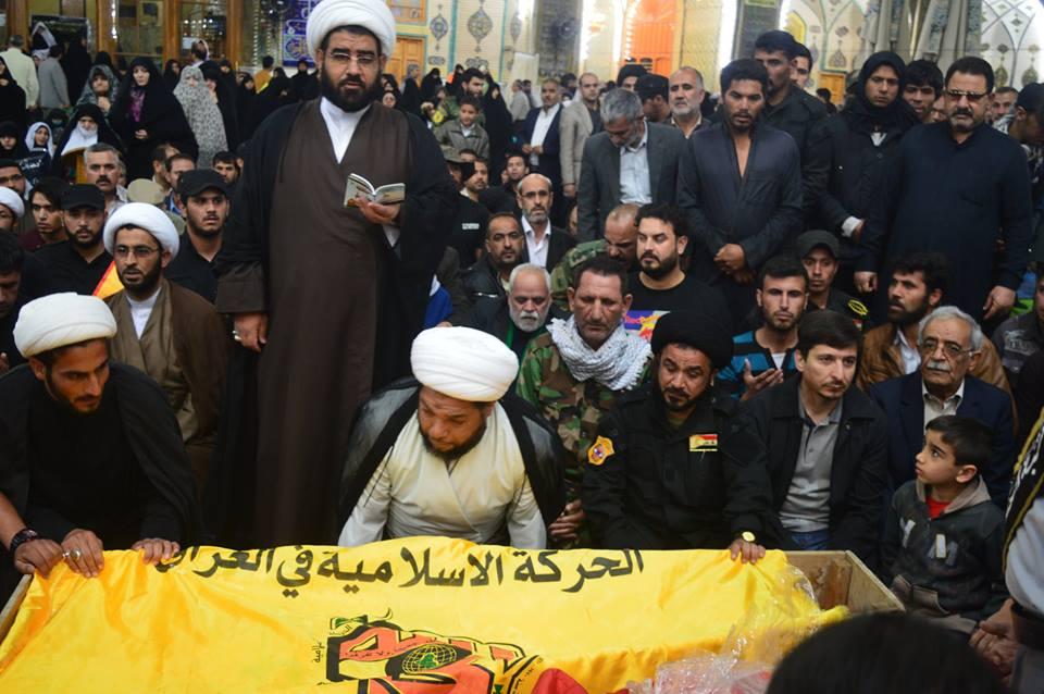 رد: صور قتلى الحشد الشعبي في تكريت
