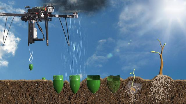 Why plant one tree when a drone can plant 1 BILLION trees a year? http://t.co/YjMDLaDjHM http://t.co/5M1c1gbwtD