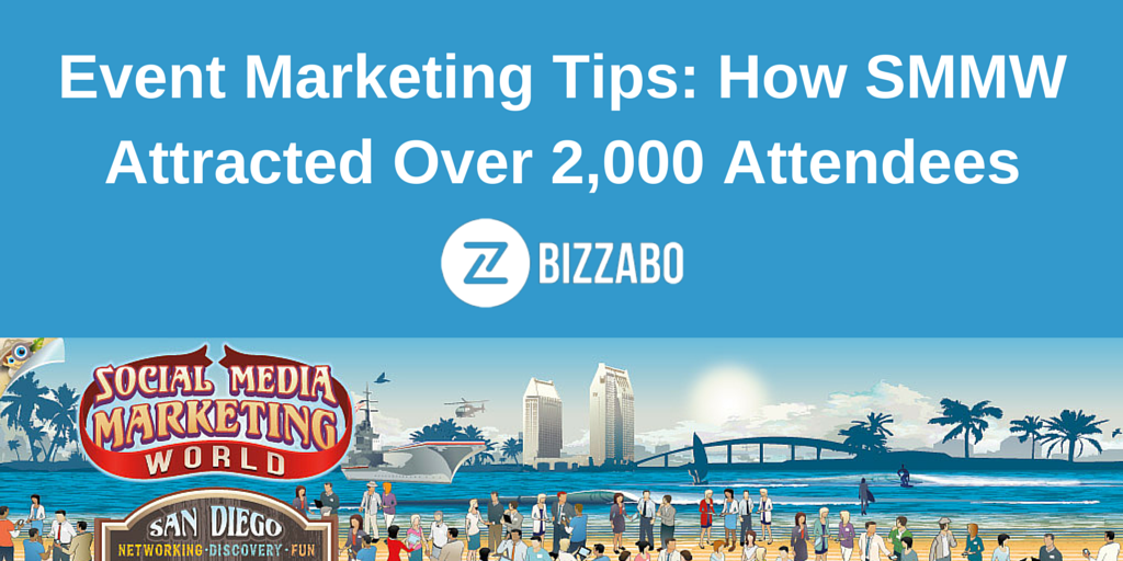 This is how @SMExaminer succesfully marketed #SMMW15 to attract over 2,000 attendees: http://t.co/fo4eaPFRMG http://t.co/k28QIsuGZV