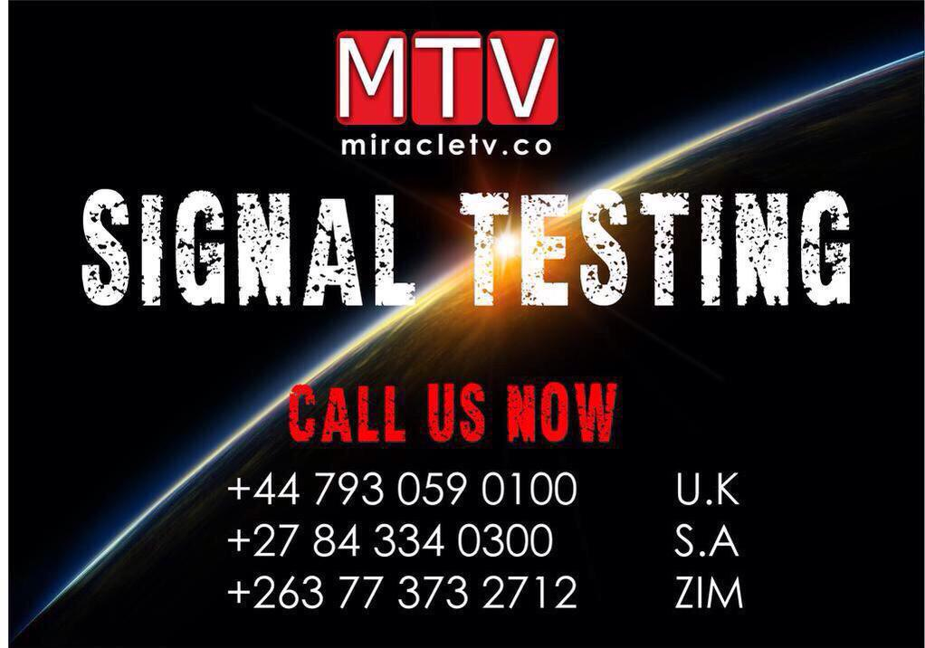 The Goodnews Church On Twitter Mtv Satellite Frequency Frequency