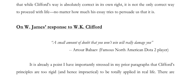 kevin rubio on featured a quote from arteezy in my  kevin rubio on featured a quote from arteezy in my 4500 word essay on epistemology rofl t co g37sqkvn8u