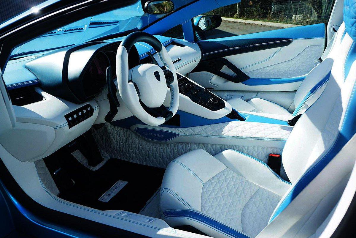 "Earth Pics🌎 on Twitter: ""Frost white Lamborghini Aventador ..."