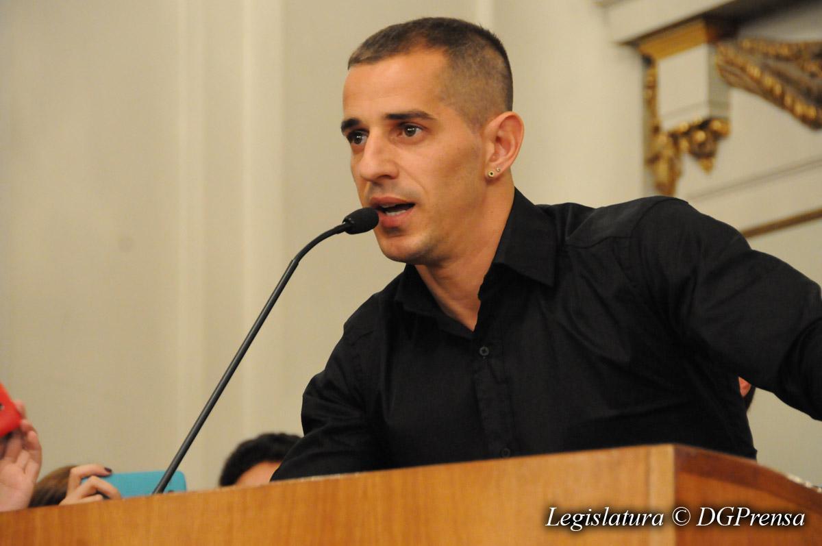 Leandro @ElPipiRomagnoli fue declarado Personalidad Destacada del Deporte http://t.co/XCB2rngRNB http://t.co/sUZBI7TSxP