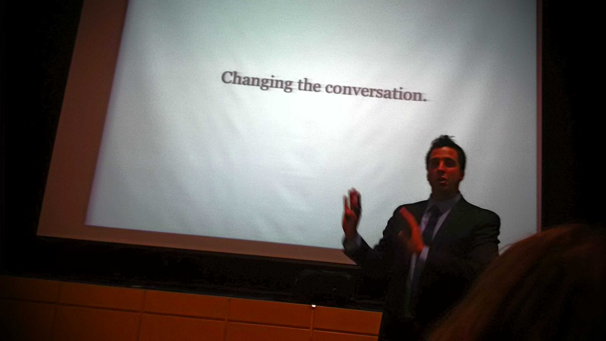 Learning how to change the conversation with @gcouros and #ycdsb21c http://t.co/wCg7lvh5UH