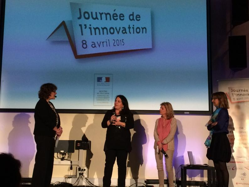 #eduinov Prix des alliances éducatives aux écoles maternelles La Serinette & Le Jonquet @AcademieNice http://t.co/8Kl4X1ZklV