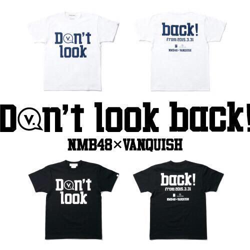 「NMB48 × VANQUISH」スペシャルコラボTシャツ期間限定 オンライン受注生産いよいよ明日9日で締め切りとなります!大好評受付中です! http://t.co/sYrjm54iVt http://t.co/mDpZvcKoCI