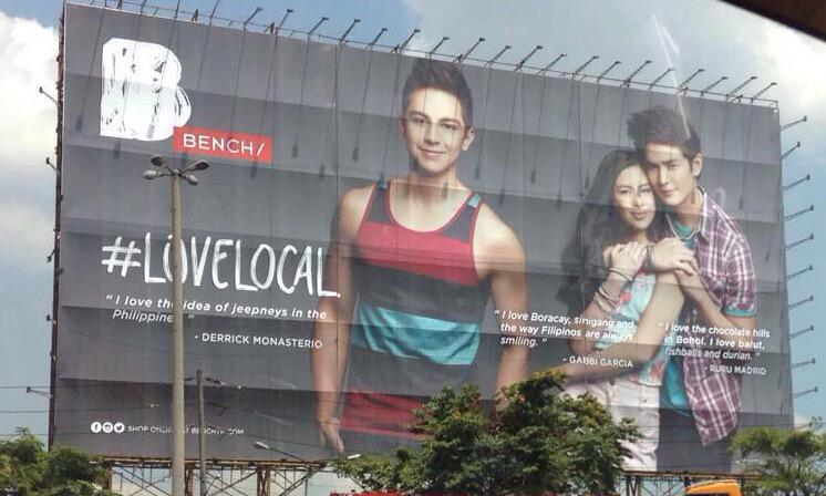Bench Billboard