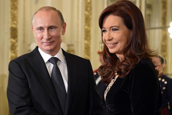 Thumbnail for Cristina Kirchner realizará una visita oficial a Rusia