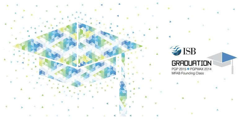 Countdown to the grand finale of this year @ ISB has begun with two days to go for #ISBGradDay http://t.co/Da9cwco6sz http://t.co/mgk9O5kMFL