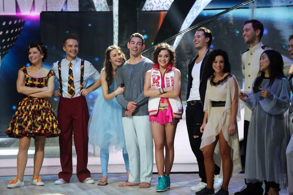 Танцы со звездами. Россия-1 - Страница 11 CCEk_PlUkAAMgNJ