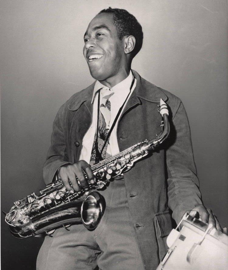 "Charlie ""Bird"" Parker. John Coltrane. Dizzy Gillespie. Miles Davis. Historic jazz musicians. #JazzAppreciationMonth http://t.co/PnKzyuE4ZH"