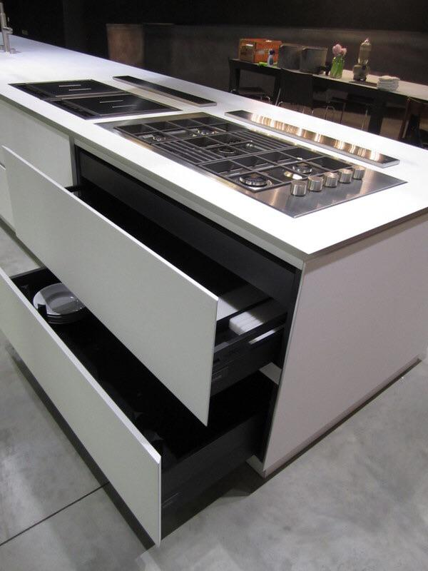 Kitchen Exchange on Twitter   Check out this  ExDisplay Boffi  K14  Matt    White Extra Large Handleless Island  http   t co 8R5ESeLjjW. Kitchen Exchange on Twitter   Check out this  ExDisplay Boffi  K14