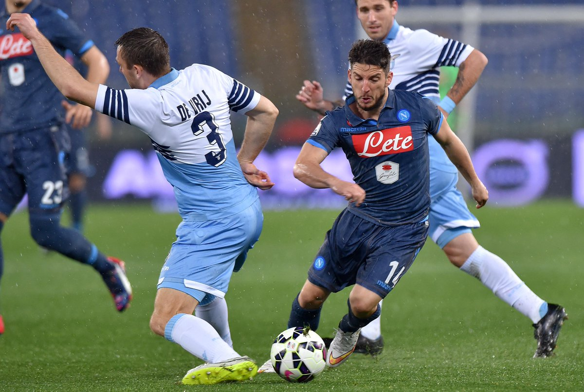 Rojadirecta Napoli Lazio streaming gratis diretta Rai TV Coppa Italia TIM Cup