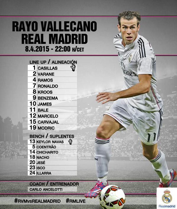 Rayo Vallecano vs. Real Madrid CCF1mW8VEAAGIus