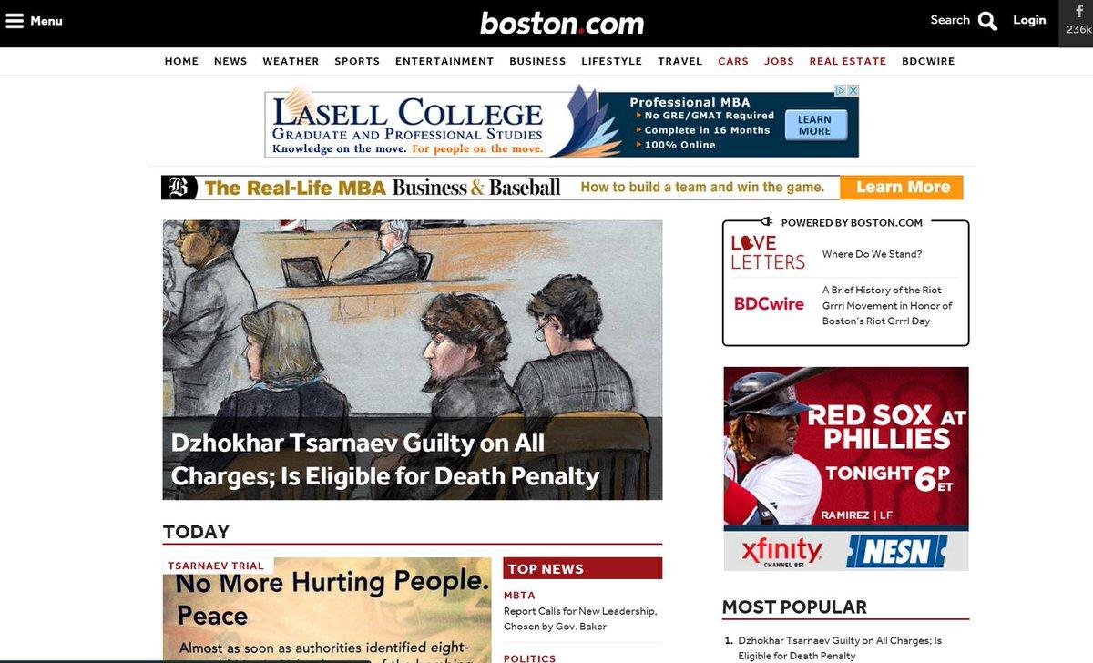 Here's @BostonDotCom covering #Tsarnaev http://t.co/rfF0VXm7W7