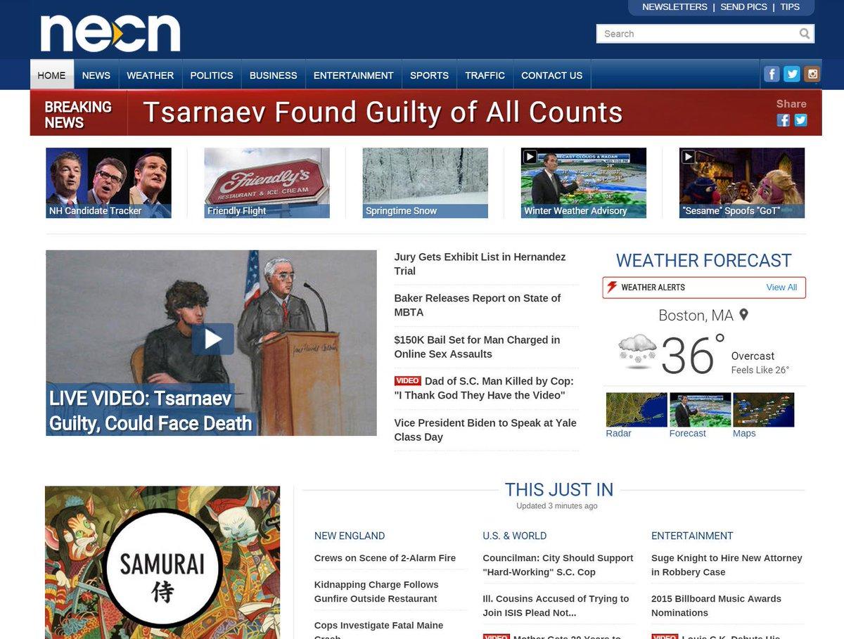 Here's @NECN on #Tsarnaev http://t.co/YXvFv4di7D