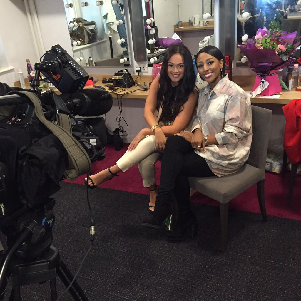 Interviews this morning with the bae @iamzoebirkett !! http://t.co/LAmZ9QSlBp