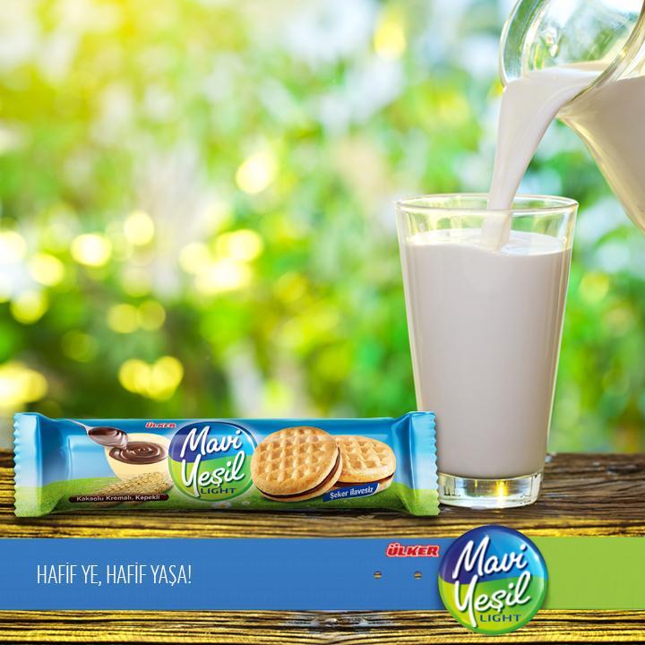 Tatlı krizlerini Kakao Kremalı Mavi Yeşil'i yağsız süte bandırarak dizginleyebilirsin. Üstelik şekersiz! :) http://t.co/RGRbNYrIYd