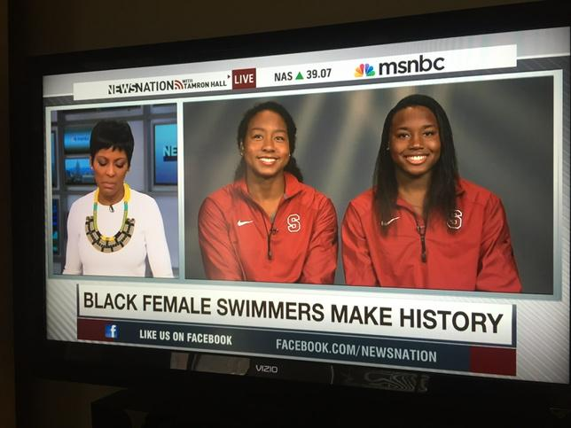 NICE! Great interview -  @LiaNeal @simone_manuel @msnbc @newsnation http://t.co/2PsxmacTBn