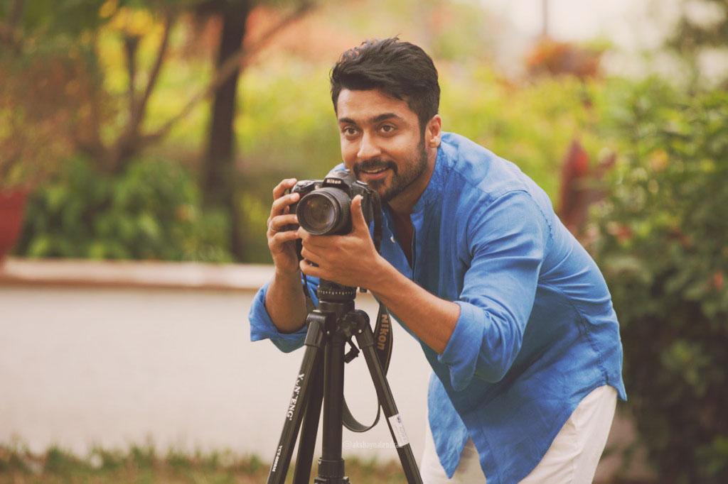 Suriya - Vikram Kumar's 24 first schedule is complete