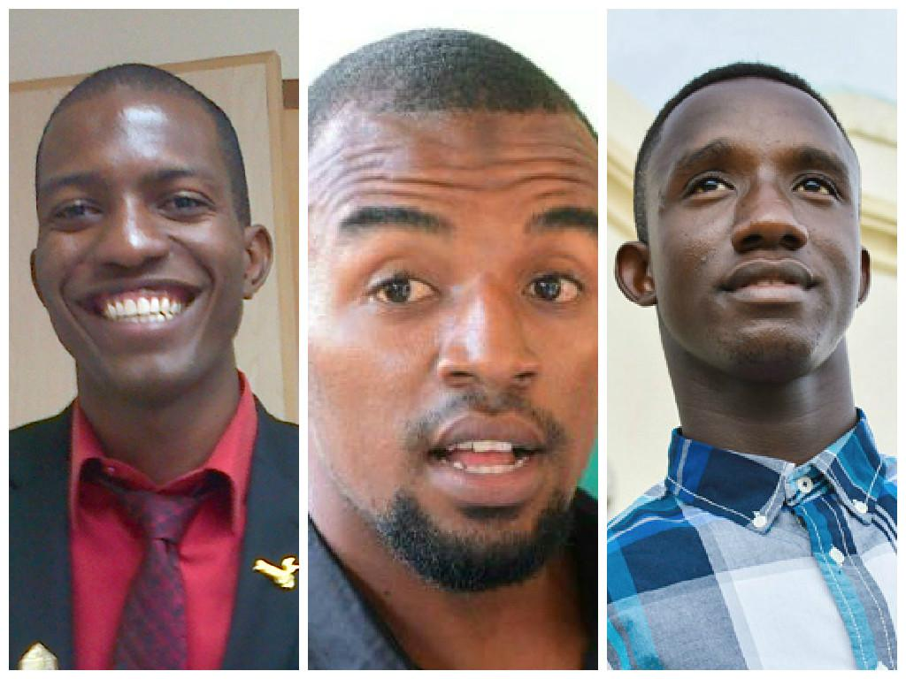 Our Scholars, Jerome Cowan, Wade Brown & Demetri Blackwood,will attend the Young Leaders Town Hall w/ President Obama http://t.co/ietYhC9wpy