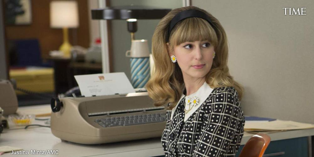 Meet Stephanie Drake The Hilarious Scene Stealing Meredith On Mad