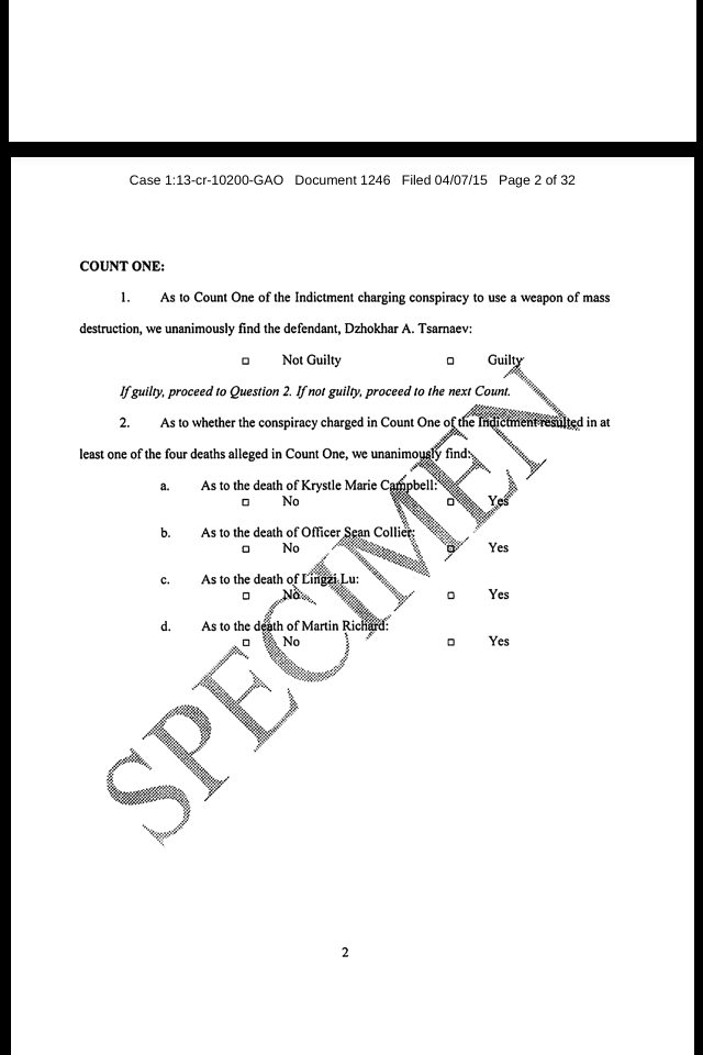 Count 1: guilty #Tsarnaev http://t.co/ElQd0yUSjJ