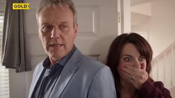 omg eekkkkk 5 mins  to go #YouMeAndThem #EveMyles #AnthonyHead @GoldTVChannel http://t.co/pXnJ9SWMMW