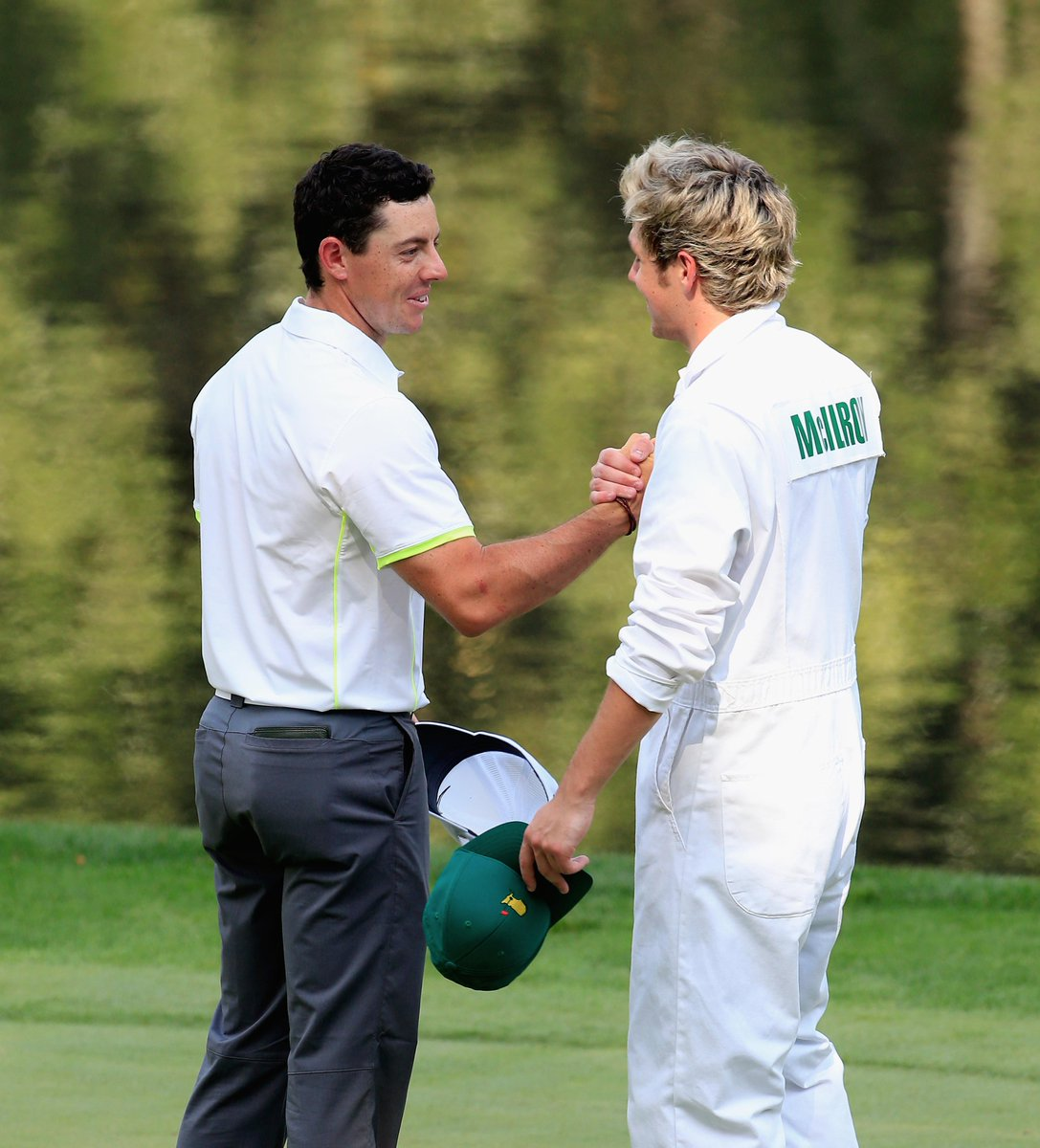 Best caddie ever. http://t.co/m1Ndgweeey