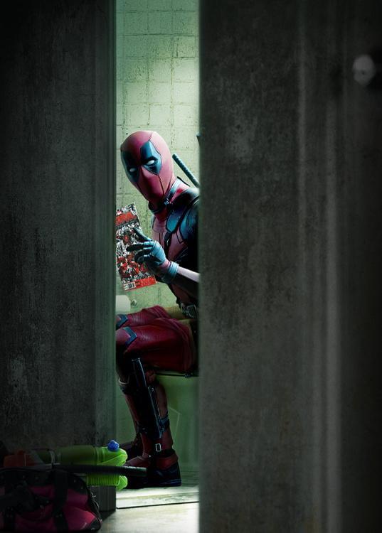 Deadpool test footage CGI CCGZv_cUgAAWqBj