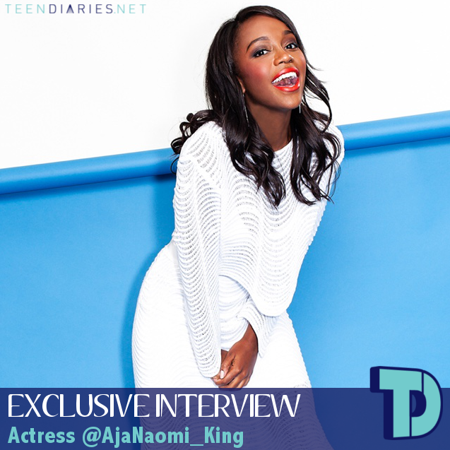 I WANT HER JOB: From Yale graduate to standout star, what can't actress @ajanaomi_king do  =>  http://t.co/2BS1MG5JYe http://t.co/TZ2UwjBLrU