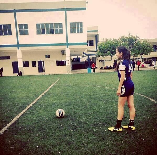 Frases De Futbol On Twitter Por Todas Esas Mujeres Que Juegan Y