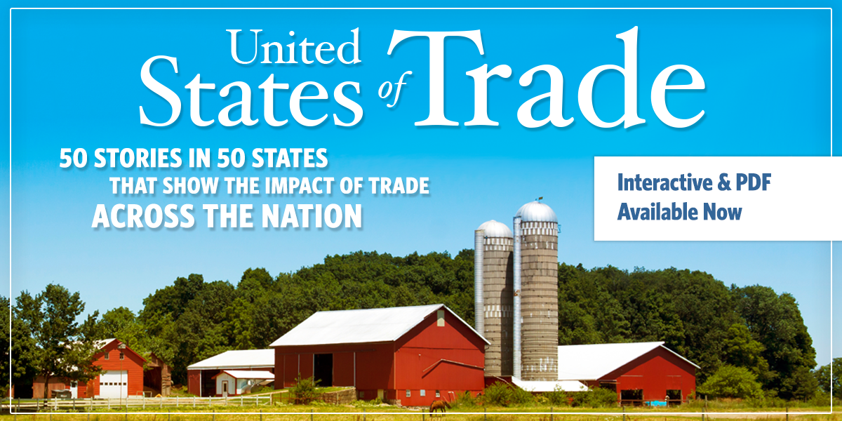 #UnitedStatesofTrade 50 stories in 50 states that show the impact of trade across the nation → http://t.co/8QnIHXQHO1 http://t.co/p2JirIFtSQ