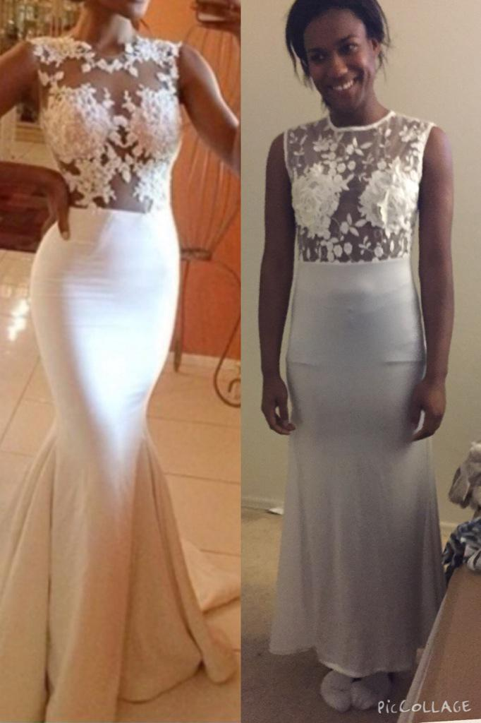 Brianna On Twitter Dont Buy Your Prom Dress Onlinemine Just