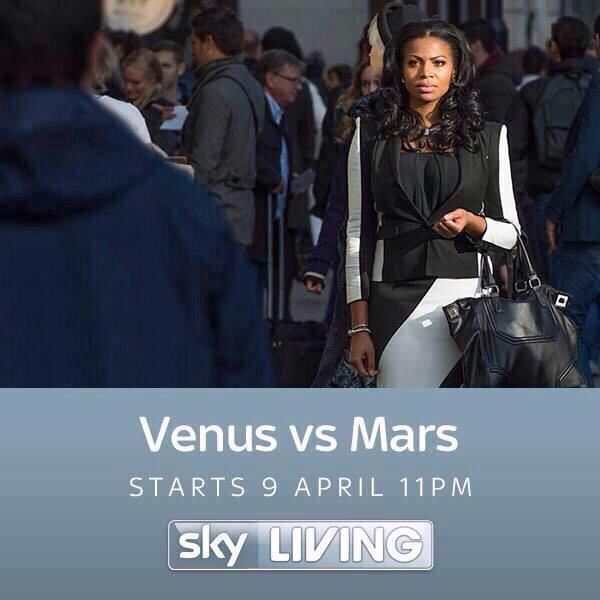 Make sure you all tune into @SkyLivingHD tonight at 11pm to see the TV premiere of #VenusVsMars !!! History!!! http://t.co/ik97tahi2t