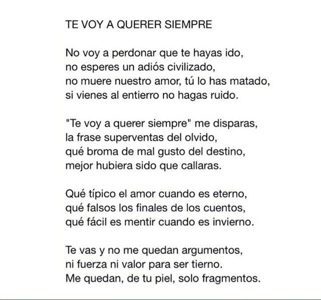 Madnesss On Twitter Te Voy A Querer Siempre La Frase