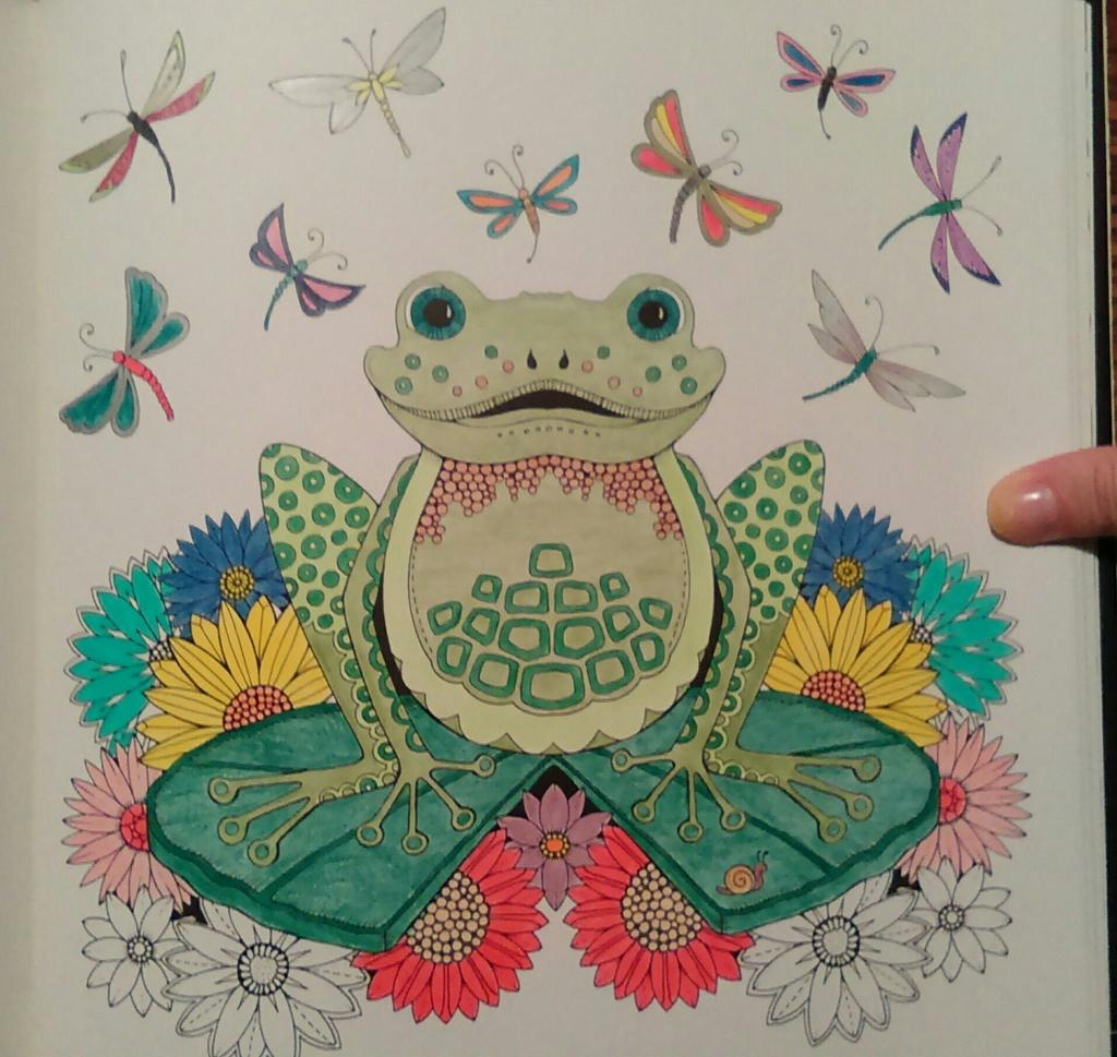 Be You On Twitter Since It Is Spring I Am Sharing The Frog Page