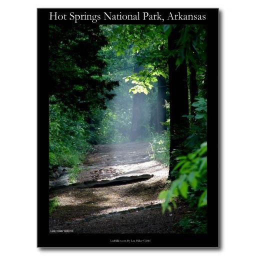 #HotSprings #NationalParks Dead Chief #Trail #Postcard  http://bitly.com/ZDeadChiefTrailPCard… #Hiking